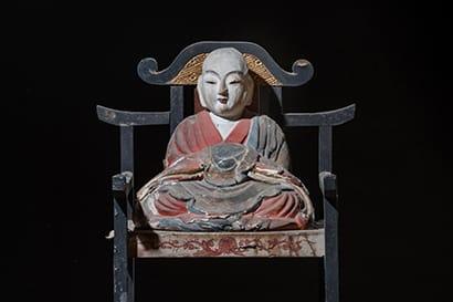 興教大師座像
